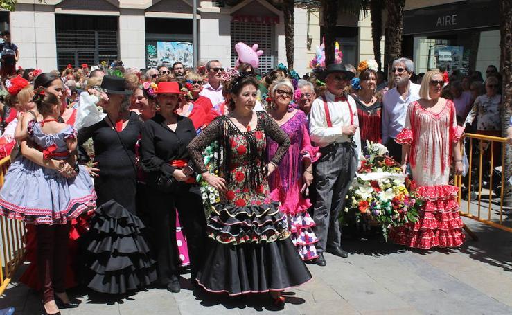 La 'feria chica' de Jaén, a lo grande