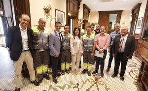 Inagra firma un acuerdo con Asprogrades para la inclusión social