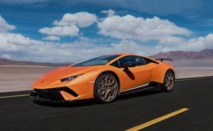 Detenido por conducir a 228km/h un Lamborghini en una carretera secundaria