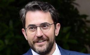 El exministro Máximo Huerta regresa a la tele