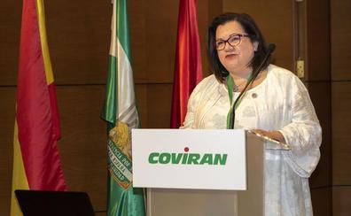 Patro Contreras se convierte en la nueva presidenta de Covirán