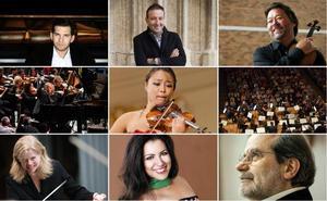 Programación completa de la temporada 2019-2020 de la Orquesta Ciudad de Granada
