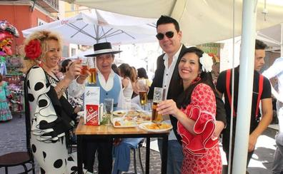 Chirris, pastiras y mucho más en el día grande de la feria 'chica' de Jaén