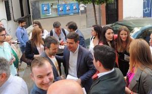 Luz verde para negociar un gobierno de PSOE y Cs con Millán de alcalde de Jaén