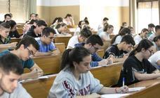 Fechas para reclamar exámenes y para entregar las solicitudes de acceso a las carreras