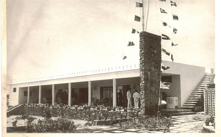 Pequeña galería de la historia del Club