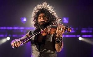 Ara Malikian cancela su concierto en Almería