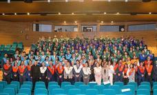 La EFA El Soto celebra la graduación de 215 estudiantes