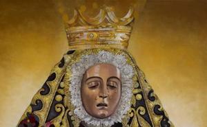 Cartel de la Virgen de las Angustias 2019