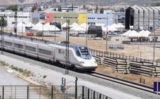 El trayecto entre Granada y Málaga en AVE no durará menos de una hora y 15 minutos