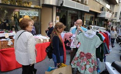 Los comercios volverán a sacar su stock a la calle el 14 y 15 de junio