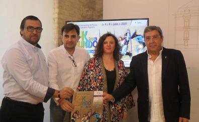 Grupos de Benín, Hungría e India participan en la XXXIII edición del Folk del Mundo