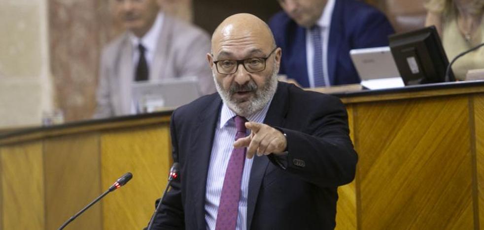 Vox retira en el último momento el veto al Presupuesto del Gobierno andaluz
