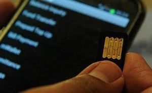 Advierten sobre el timo de la tarjeta SIM con el que te roban los datos bancarios
