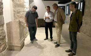 Restaurarán la colección de restos romanos de la Casa Palacio de Mengíbar