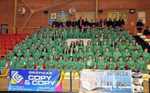 El CAB Linares cumple 10 años de buen trabajo con la cantera y grandes éxitos deportivos