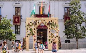 El centro de Granada volverá a tener portada de feria