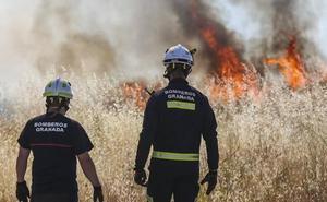 Bomberos y Guardia Civil alertan de 'la regla del 30' detrás de la mayoría de incendios