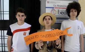 El colegio La Asunción, de Granada, ganador nacional de la X edición de 'Valores de futuro' de BBVA
