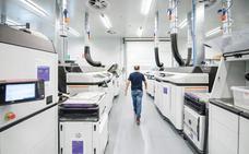 HP inaugura el mayor centro de impresión 3D del mundo en Barcelona