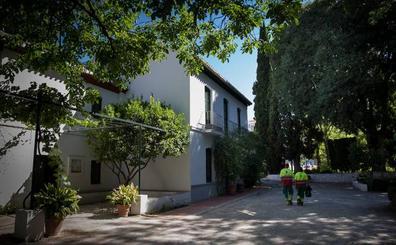 Huerta de San Vicente, un 'horno' otro verano mientras empiezan las obras de climatización