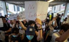 Tregua en Hong Kong hasta que el Parlamento debata la ley de extradición a China