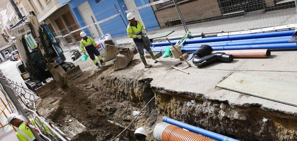 CC OO reclama que se cumpla la jornada intensiva en el sector de la construcción en Almería