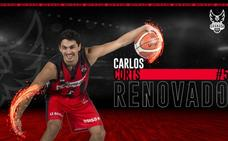 Carlos Corts y David Iriarte, dos renovaciones más para el Covirán