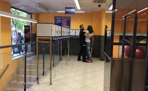 'Cazado' por la Policía cuando robaba jamón en un conocido supermercado de Granada