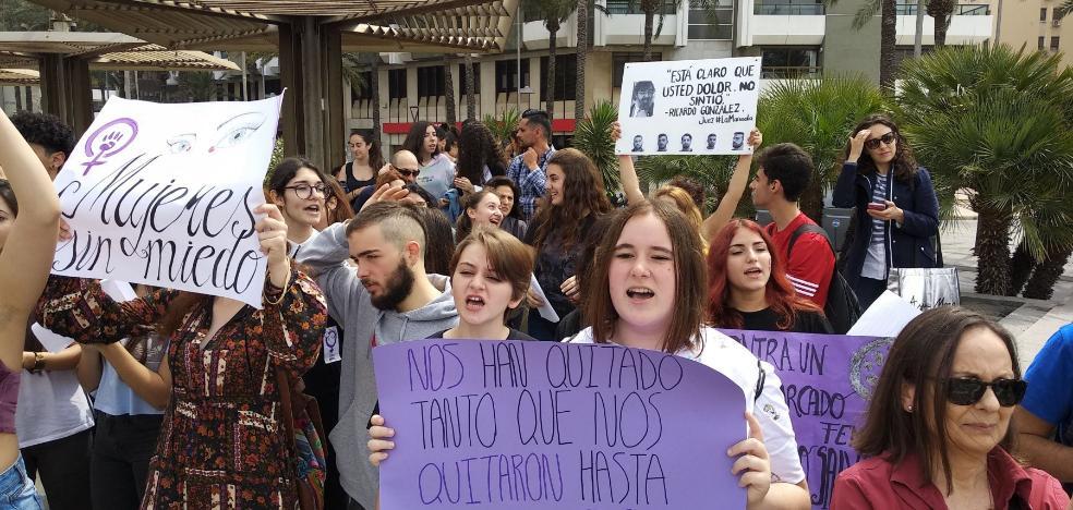 Las denuncias de víctimas de delitos sexuales aumentan en Almería y son ya casi una al día