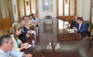 Estudian nuevos actos de promoción de los aceites 'Jaén Selección 2019'