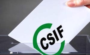 Razones para votar a CSIF en las próximas elecciones sindicales