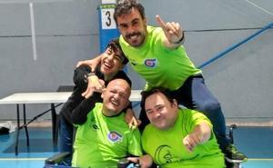 El pabellón Bola de Oro, escenario este fin de semana del Campeonato de Andalucía