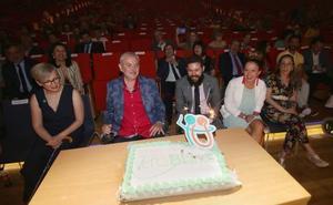 Almería arropa a Verdiblanca en su cuadragésimo aniversario
