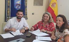 PP, C,s y +Almuñécar suscriben las exigencias de Adelante Almuñécar para recibir su apoyo en el pleno de investidura