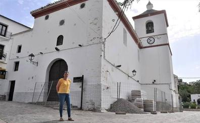 La Junta concede permiso a la Curia para poder rehabilitar la iglesia de Busquístar