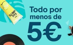 La sección de eBay que arrasa: todo por menos de 5 euros