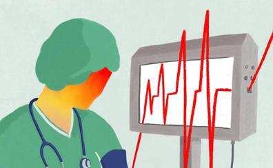Casi el 40 % de los enfermeros andaluces están «quemados», según un estudio de la UGR