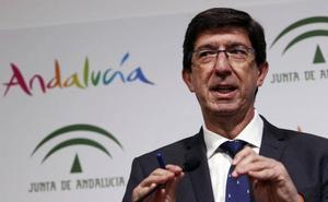 Juan Marín dice que el acuerdo para el gobierno en Granada se puede cerrar «en las próximas horas»