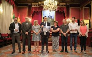 El PSOE apela a la responsabilidad de Cs para alcanzar un pacto en Granada antes de la siete de la tarde