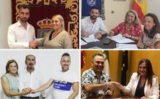 Consulta todas las investiduras y pactos en los ayuntamientos de la provincia de Granada