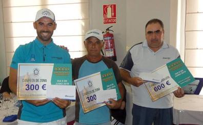 Más de un centenar de cañas para el torneo Ciudad de Loja celebrado en Iznájar