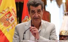 Cambril (Podemos): «Felicito a Luis, aunque no sé si es el alcalde»