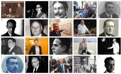 Los últimos 27 alcaldes de Granada
