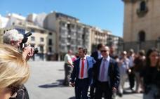 Arranca el pleno del cambio en Jaén
