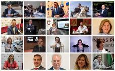 ¿Quién es quién en el Ayuntamiento de Granada? Los rostros de los 27 concejales