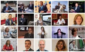 Estos son los 27 concejales que han tomado posesión en el Ayuntamiento de Granada