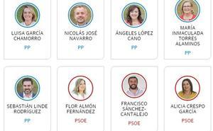Estos son los 25 concejales que han tomado posesión en el Ayuntamiento de Motril