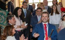 El nuevo alcalde de Jaén: «Si somos valientes podemos ganar el futuro»