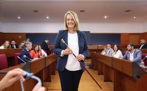 Luisa García Chamorro (PP) se convierte en alcaldesa de Motril